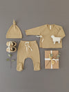 Kimono Set | honey - Quincy Mae | Baby Basics | Baby Clothing | Organic Baby Clothes | Modern Baby Boy Clothes |