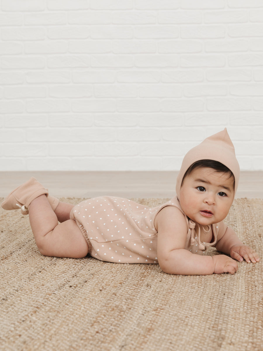 Pixie Bonnet | petal - Quincy Mae | Baby Basics | Baby Clothing | Organic Baby Clothes | Modern Baby Boy Clothes |