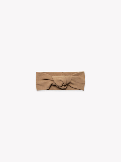 Ribbed Turban | Copper