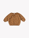 Cinch Longsleeve Tee | walnut