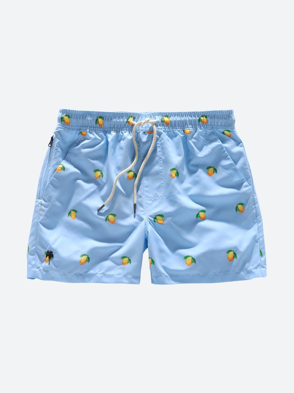Blue Lemon Swim Shorts