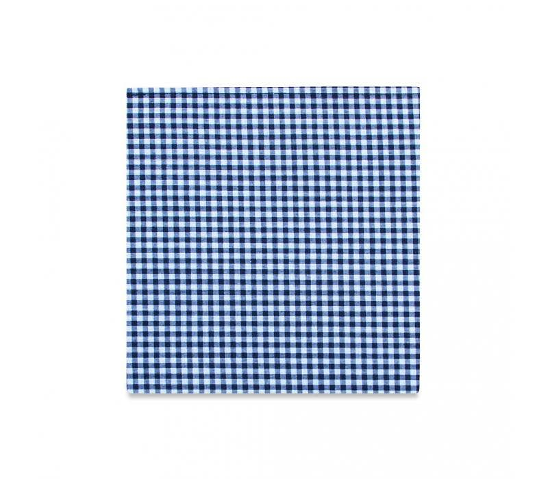 The Southern Gent Gingham I Pocket Square
