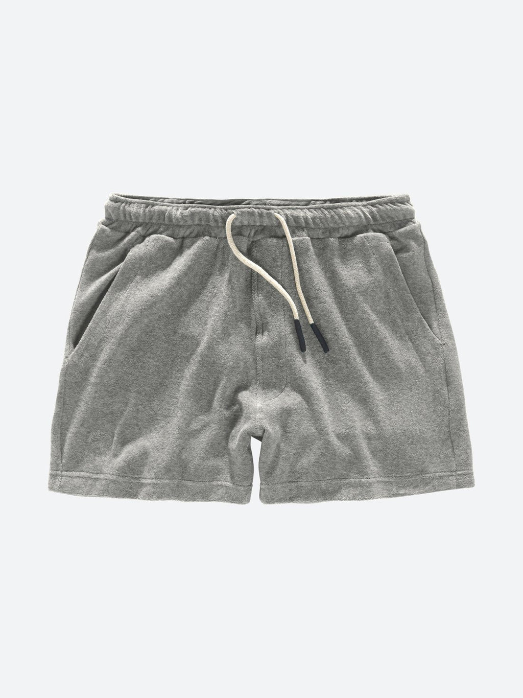 Grey Terry Shorts