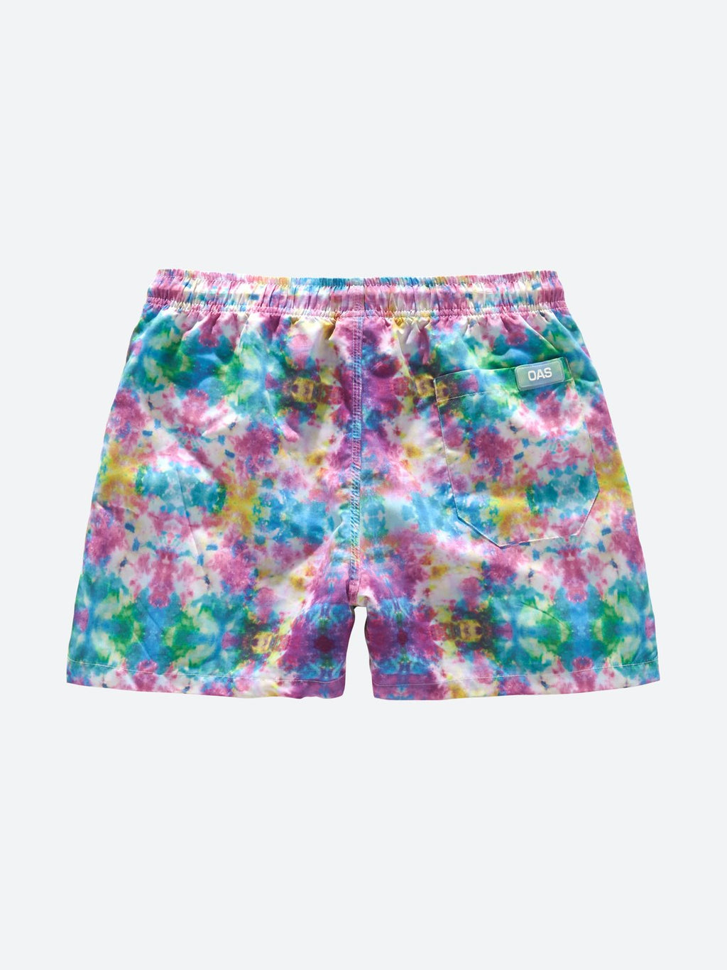 Light Tie Swim Shorts