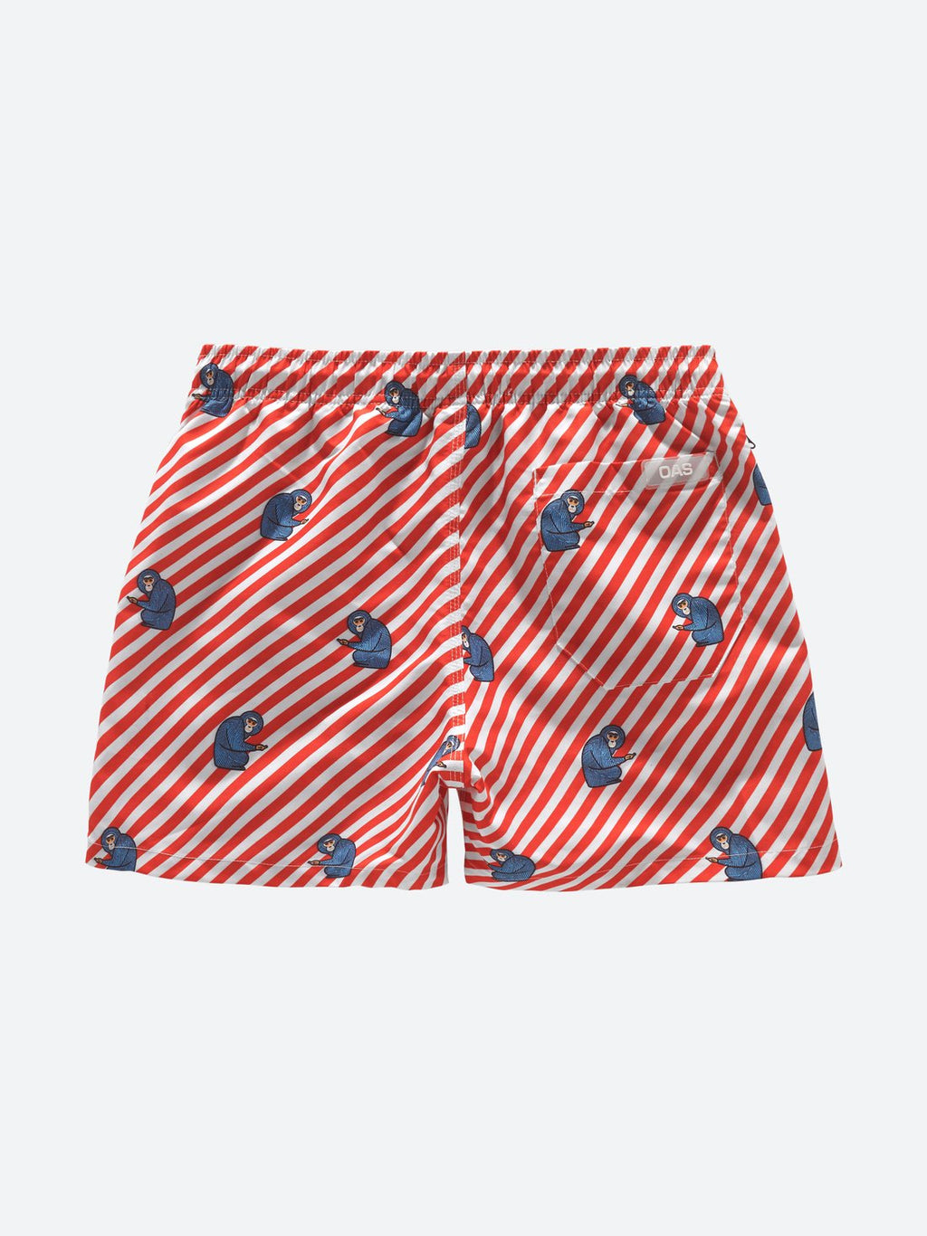 Polka Monkey Swim Short
