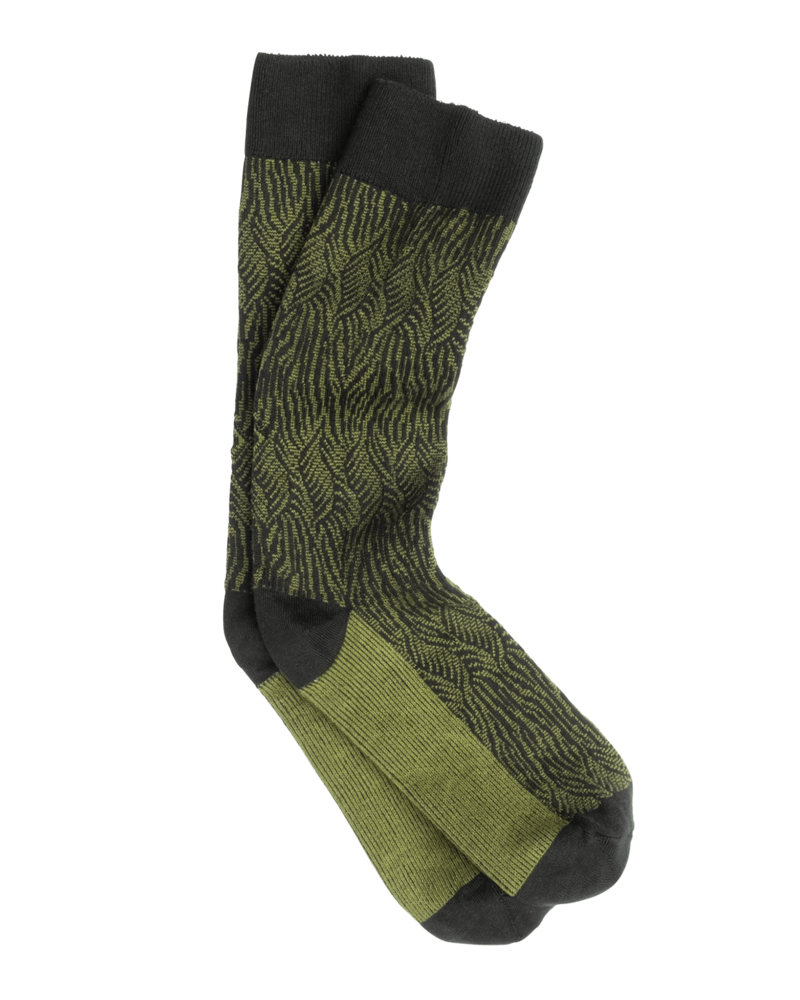 Ace & Everett Olive Socks