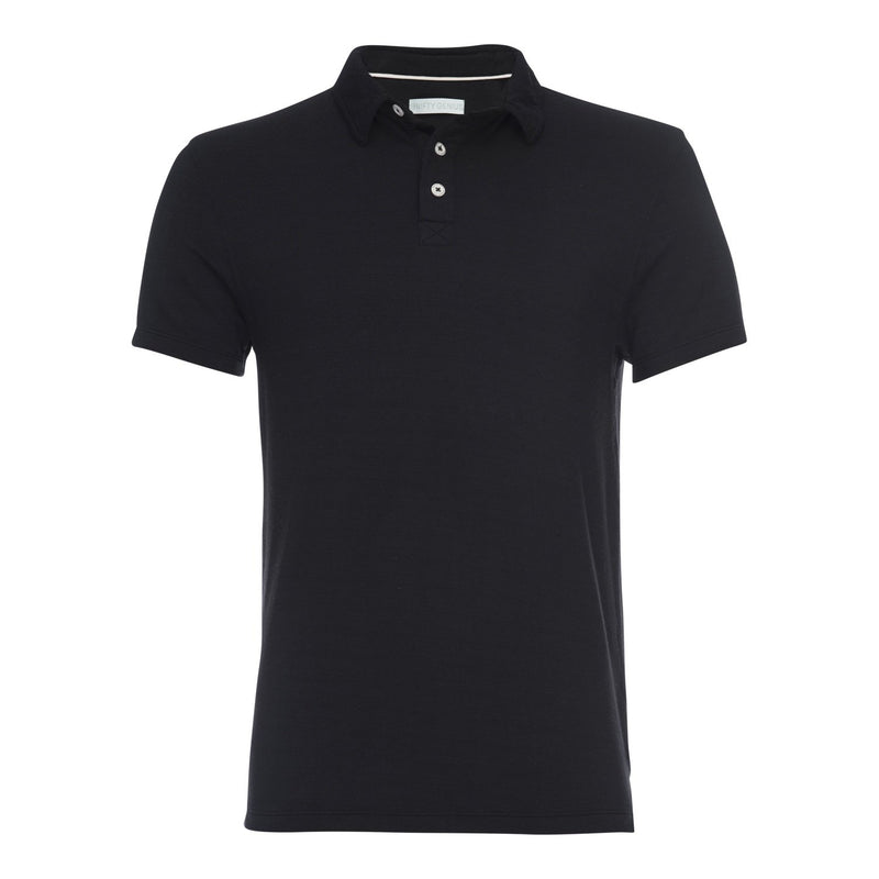 Nicklaus Modal Polo in Black
