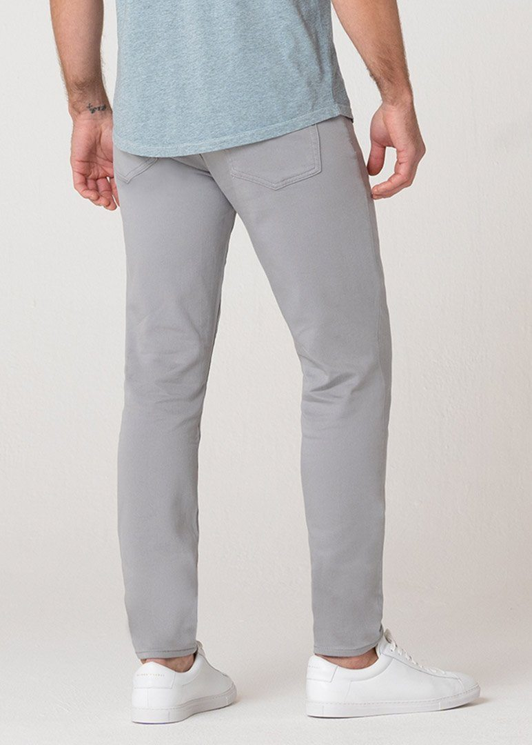 Duo Pants-Light Grey