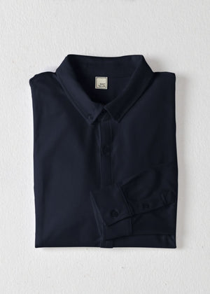 The Mindful Shirt-Navy