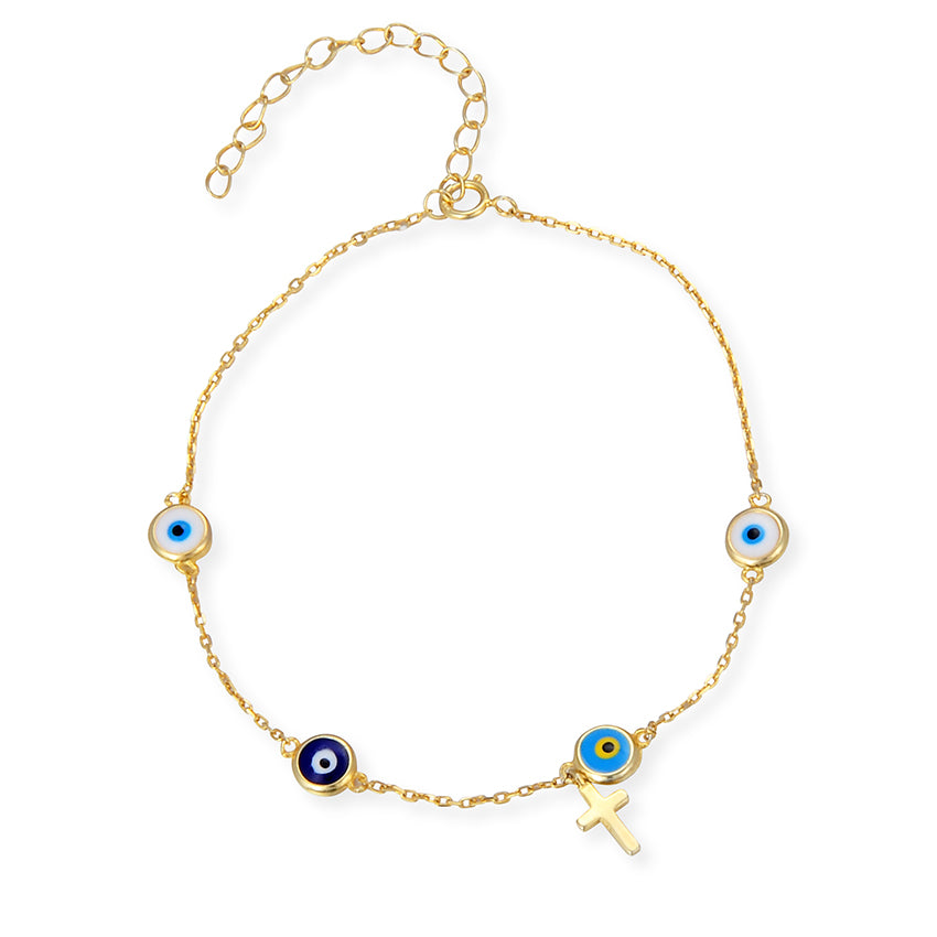 Evil Eye & Cross