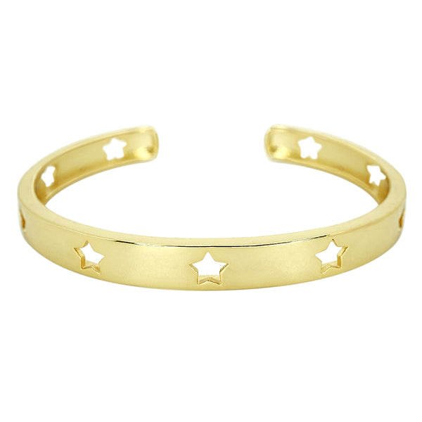Delicate Mini Stars Bangle