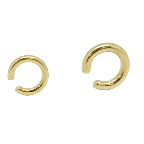 Plain Ear Cuffs