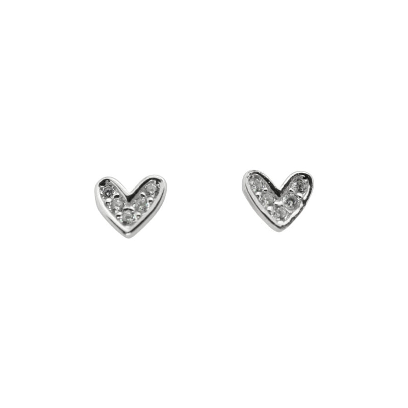 Mini Heart Stud