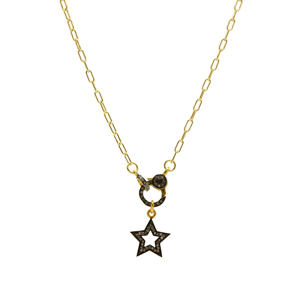 Lobster Clasp Star