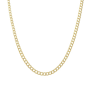 Delicate Cable Chain Choker