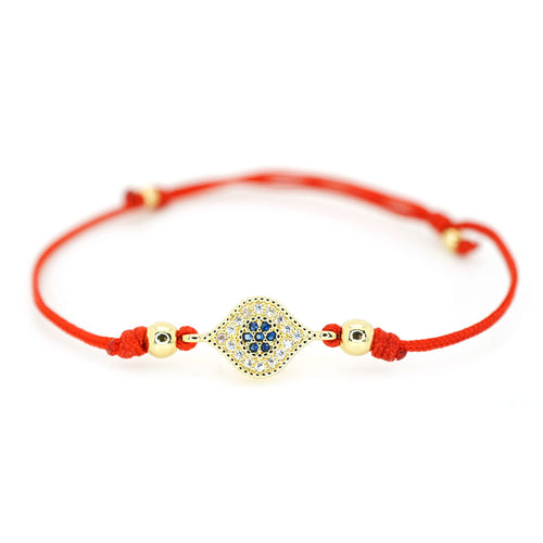 Evil eye Red String