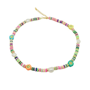Multicolor Fun Choker