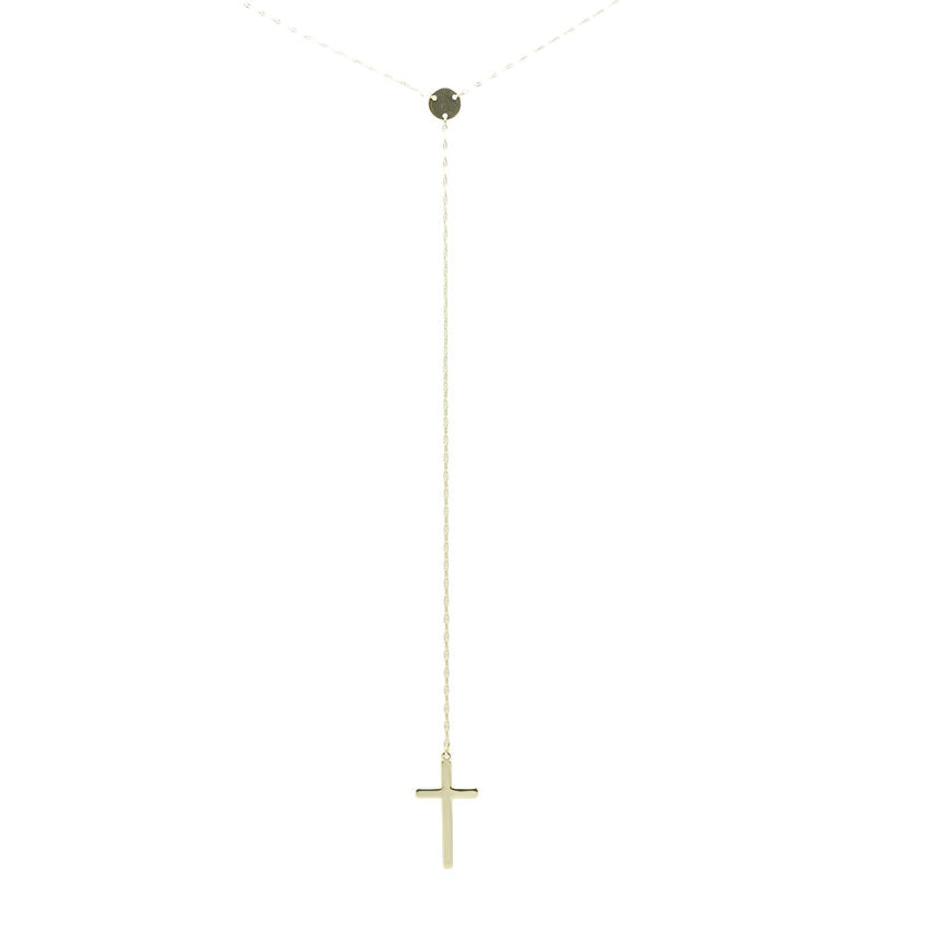 Long Lariat Cross