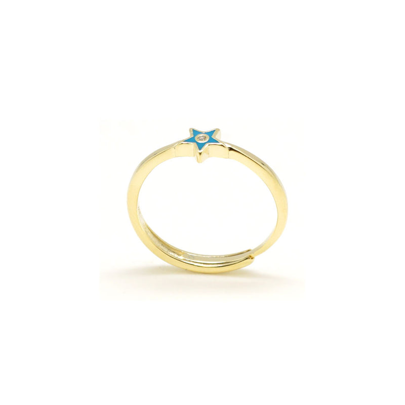 Small Star with CZ