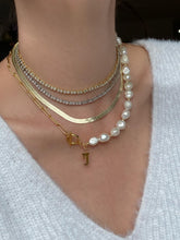 Load image into Gallery viewer, Round CZ Tennis Choker