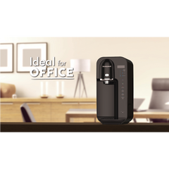Table Top Room & Cold Water Purifier, Black Ideal In For Office