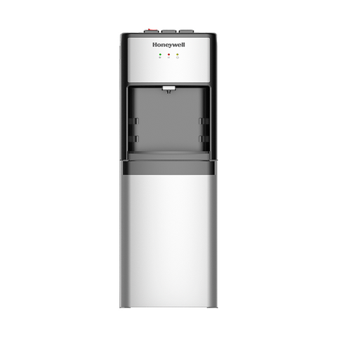 Water Dispenser With 3 Tray Positions, Stainless Steel