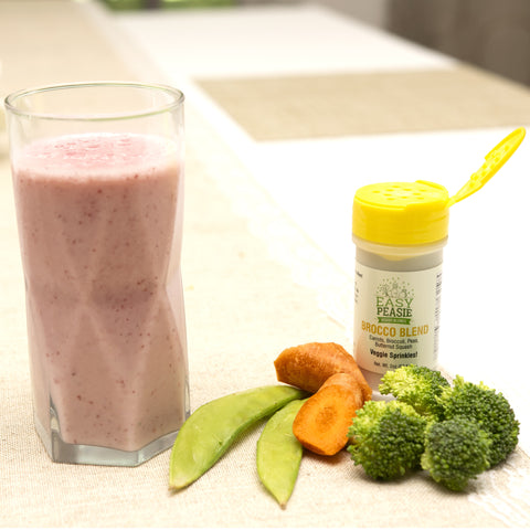 EasyPeasie Smoothie with Broccoli Blend