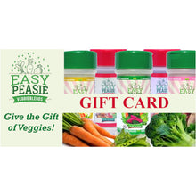 gift card picky eater vegetables veggie powder blend for kids and toddlers supplement superfood
