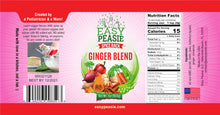 Ginger Blend, 2oz | EasyPeasie Spice Rack, Dried & Ground Vegetables and Spices