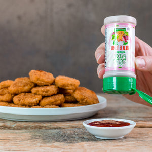 chicken nuggets sauce picky eater vegetables veggie powder blend for kids and toddlers supplement superfood