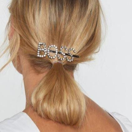 Boss Babe Hair Pin