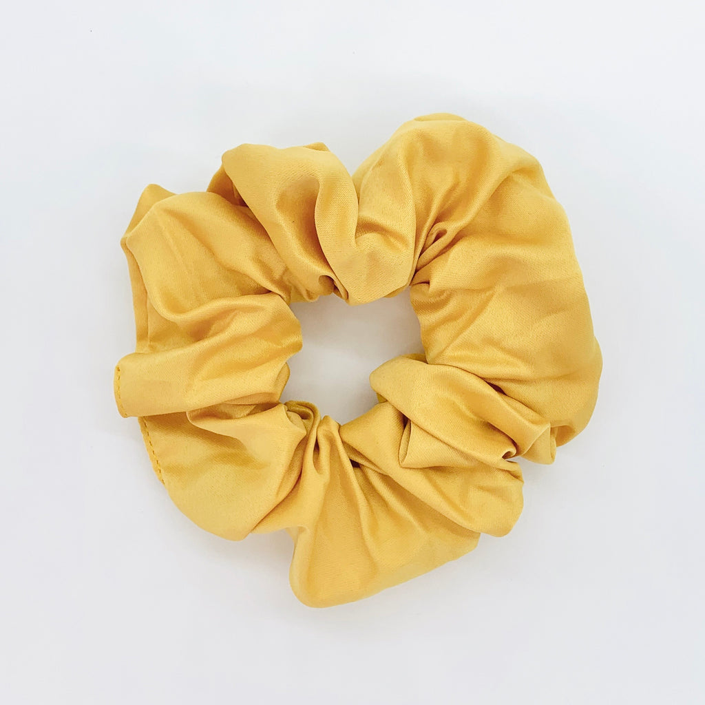 Buttercup Sleep Satin Scrunchie