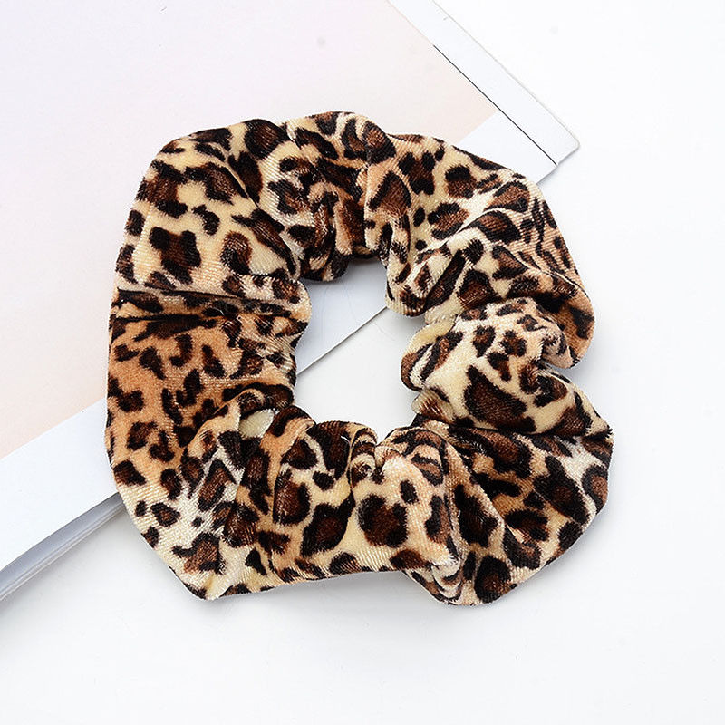 Killing Me Softly Velvet Scrunchie