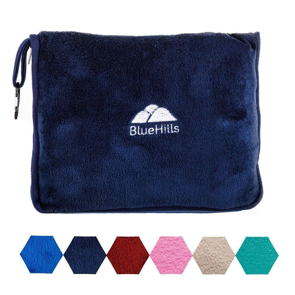 Travel Blankets Blue Hills Corp