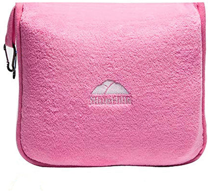 BlueHills Travel Pillow Blanket Compact