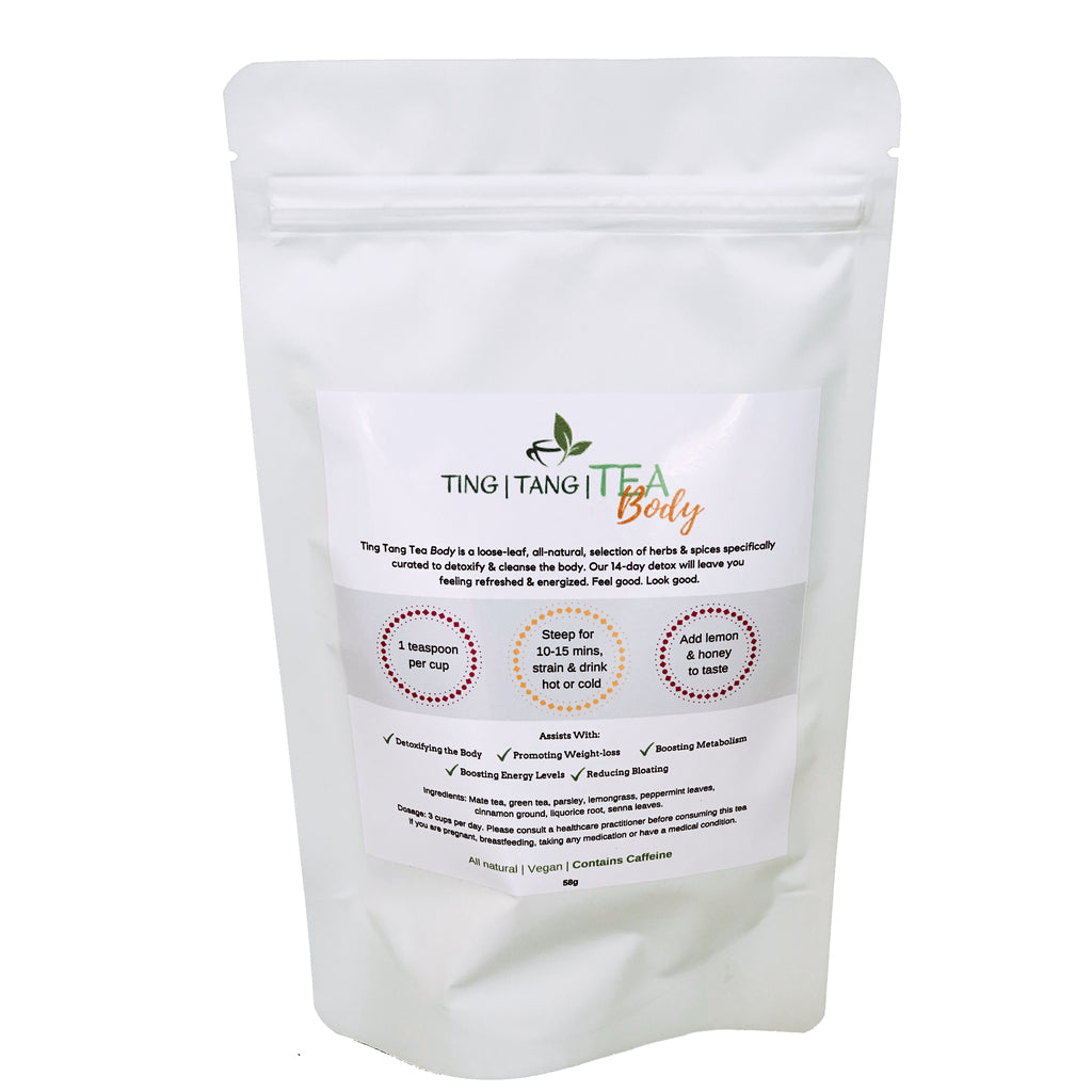 Ting Tang Tea Body (14-Day Detox)