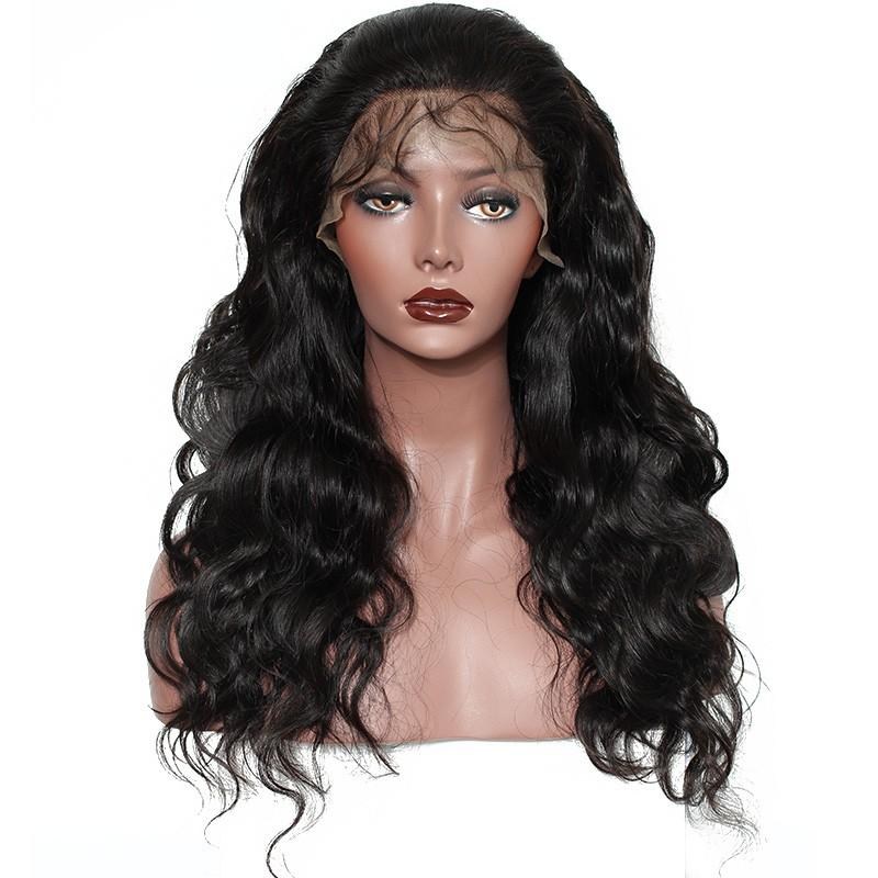 PERRUQUE BODY WAVE - LACE WIG 360°