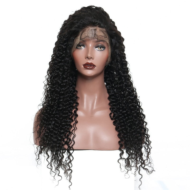 PERRUQUE DEEP WAVE - LACE FRONTAL WIG