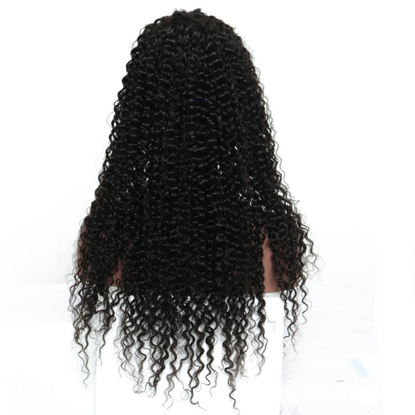 PERRUQUE DEEP WAVE - FULL LACE WIG
