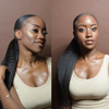 PONYTAIL AFRO | Couleur naturelle