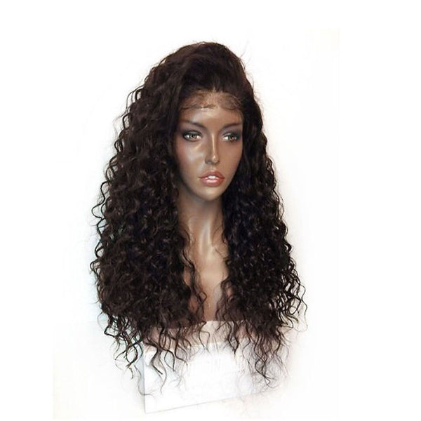PERRUQUE WATER WAVE - LACE FRONTAL WIG