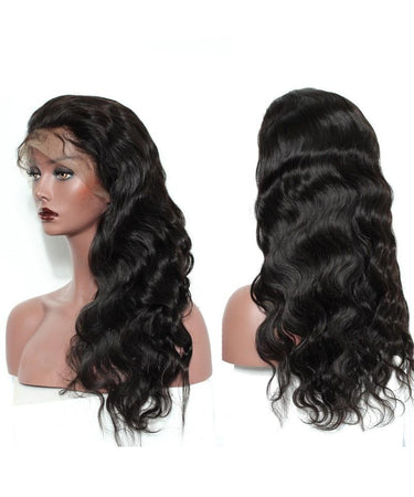 PERRUQUE BODY WAVE - FULL LACE WIG