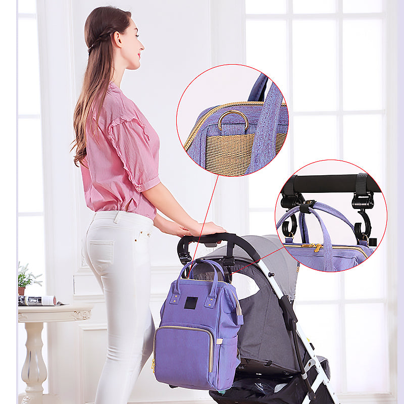 All-In-One Mommy Bag