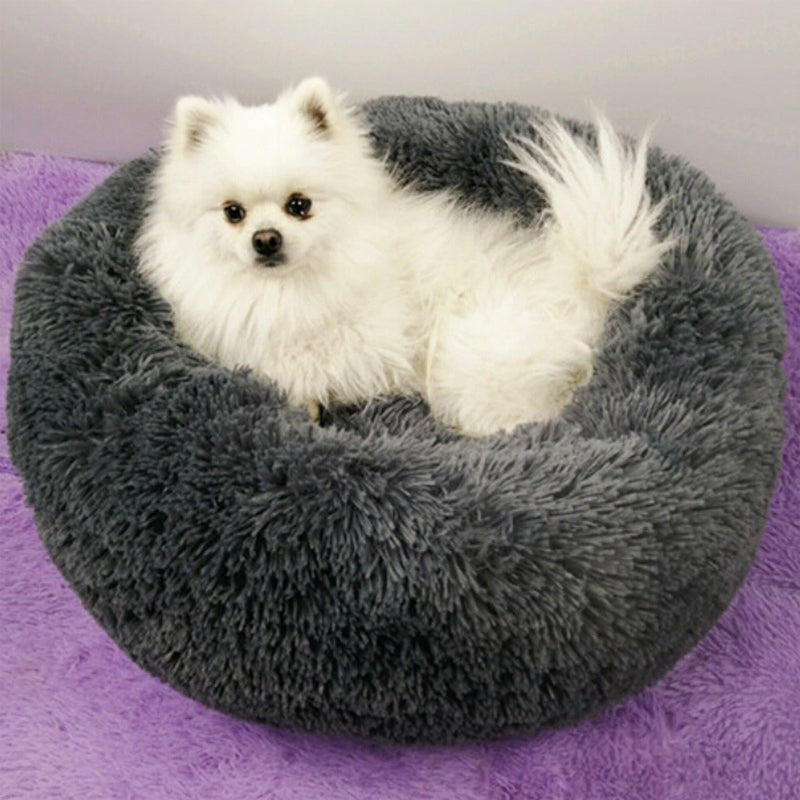 Anti-Anxiety Dog Bed
