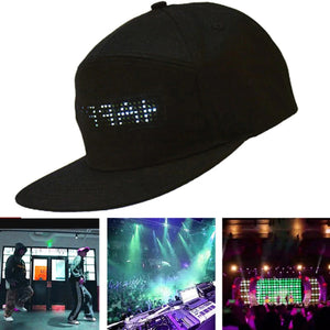 Custom Bluetooth LED Hat