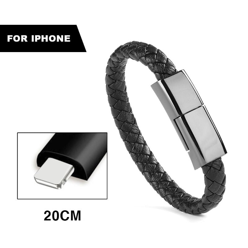 Sports Bracelet USB Charging Cable