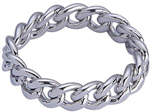 Eternally Linked Ring - White Gold