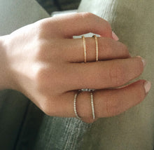 Horseshoe Ring - Lifestyle Photo