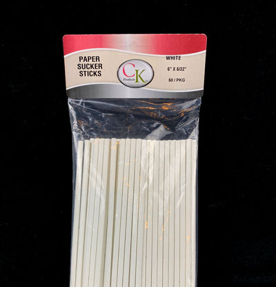 Lollipop sticks - pack of 48