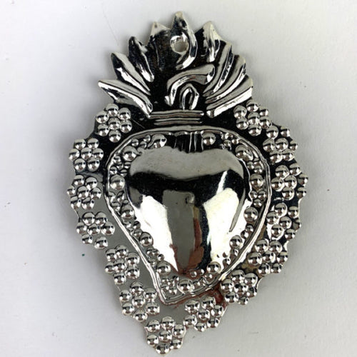 Amor Silver Heart Milagro